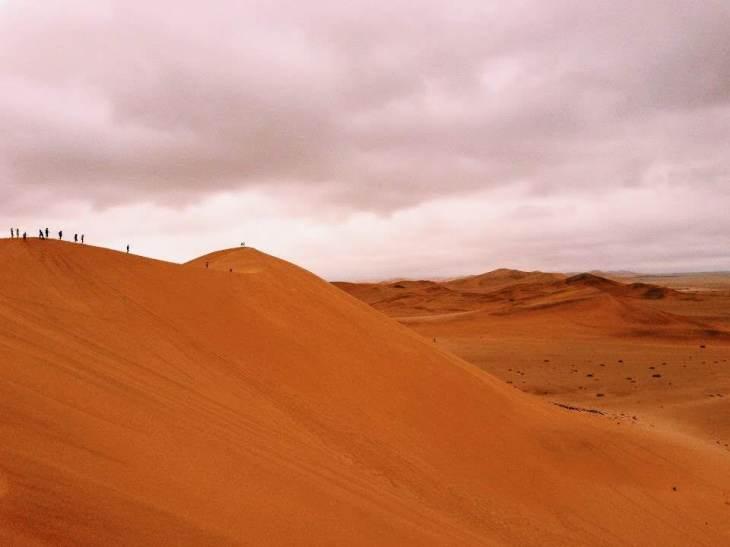 Sand dune 7, walvis bay, namibia, Africa