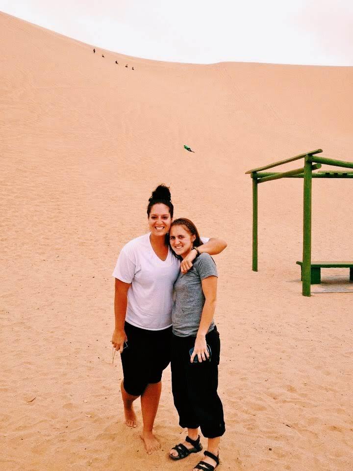 Dune 7, largest sand dune, namibia, africa